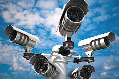 Беспроводные камеры видеонаблюдения уличные