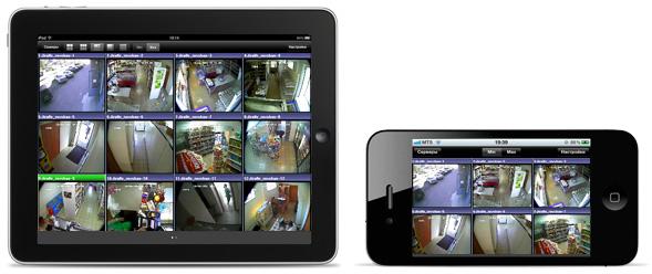Установка онлайн видеонаблюдения