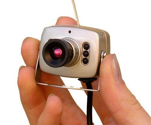 Скрытое видеонаблюдение в квартире беспроводное
