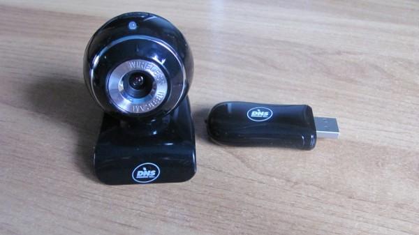 Беспроводные веб-камеры видеонаблюдения