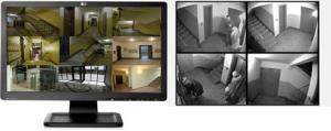 Система видеонаблюдения в подъезде