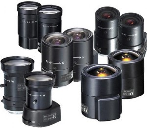 Объективы камер