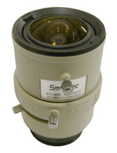 Асферический объектив для камеры видеонаблюдения