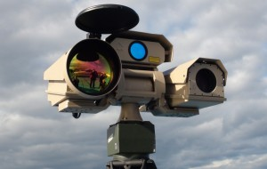 Мультисенсорная система видеонаблюдения
