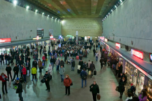 видеонаблюдение на вокзале