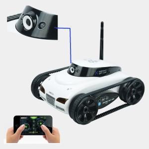 i-spy Tank камера робот