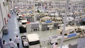 Видеонаблюдение на производстве
